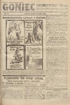 Goniec Krakowski. 1919, nr333