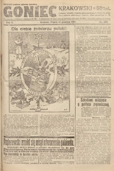 Goniec Krakowski. 1919, nr335