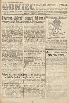 Goniec Krakowski. 1919, nr336