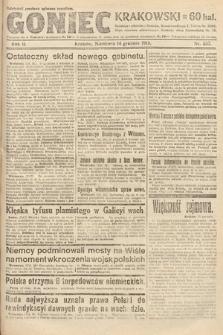 Goniec Krakowski. 1919, nr337