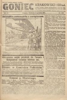 Goniec Krakowski. 1919, nr344