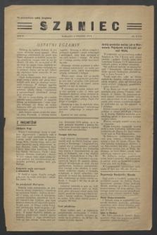 Szaniec. R.6, nr 43 (16 września 1944) = nr 149