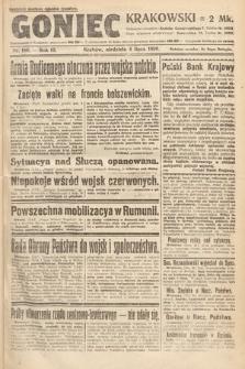 Goniec Krakowski. 1920, nr180