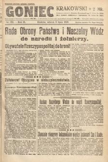Goniec Krakowski. 1920, nr182