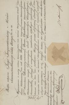 Wizytacje szkół w guberni wileńskiej w 1826 r.