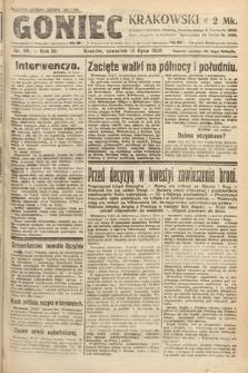 Goniec Krakowski. 1920, nr191