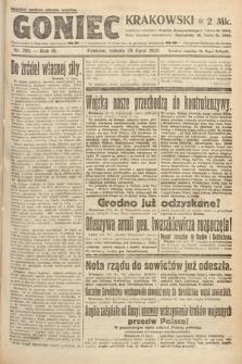 Goniec Krakowski. 1920, nr200