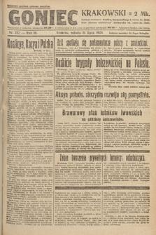Goniec Krakowski. 1920, nr207