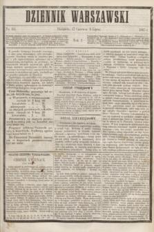 Dziennik Warszawski. R.2, nr 151 (9 lipca 1865)