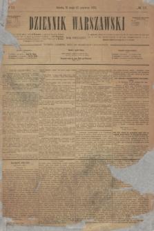 Dziennik Warszawski. R.12, № 112 (12 czerwca 1875)