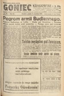 Goniec Krakowski. 1920, nr241