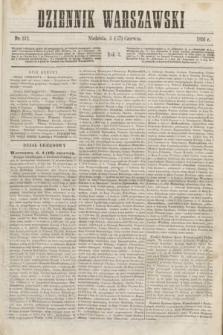 Dziennik Warszawski. R.3, nr 132 (17 czerwca 1866)