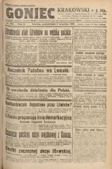 Goniec Krakowski. 1920, nr244