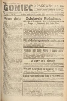 Goniec Krakowski. 1920, nr250