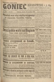 Goniec Krakowski. 1920, nr252