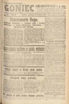 Goniec Krakowski. 1920, nr254