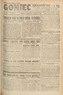 Goniec Krakowski. 1920, nr255