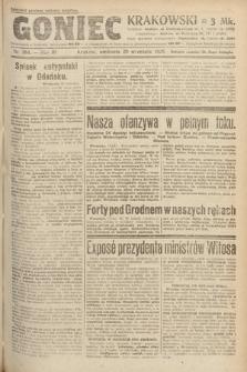 Goniec Krakowski. 1920, nr264