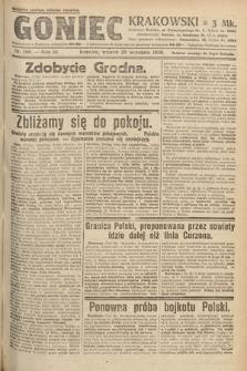 Goniec Krakowski. 1920, nr266