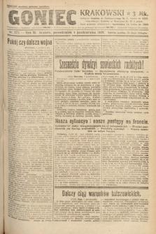 Goniec Krakowski. 1920, nr272