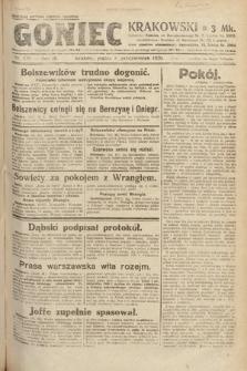Goniec Krakowski. 1920, nr276