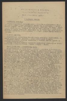 Wiadomości z Miasta i Wiadomości Radiowe. 1944, nr 61 (1 września)