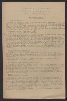 Wiadomości z Miasta i Wiadomości Radiowe. 1944, nr 63 (2 września)