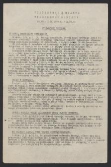 Wiadomości z Miasta i Wiadomości Radiowe. 1944, nr 65 (3 września)