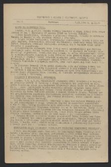 Wiadomości z Miasta i Wiadomości Radiowe. 1944, nr 72 (7 września)