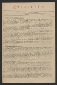 Wiadomości z Miasta i Wiadomości Radiowe. 1944, nr 86 (14 września)