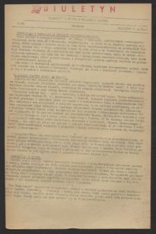 Wiadomości z Miasta i Wiadomości Radiowe. 1944, nr 91 (16 września)