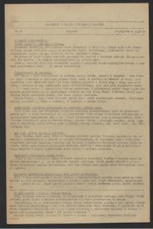 Wiadomości z Miasta i Wiadomości Radiowe. 1944, nr 92 (17 września)