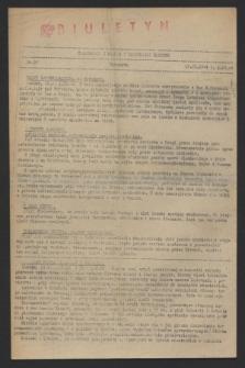Wiadomości z Miasta i Wiadomości Radiowe. 1944, nr 96 (19 września)