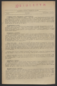 Wiadomości z Miasta i Wiadomości Radiowe. 1944, nr 97 (19 września)