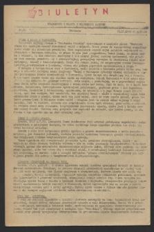 Wiadomości z Miasta i Wiadomości Radiowe. 1944, nr 99 (30 września)
