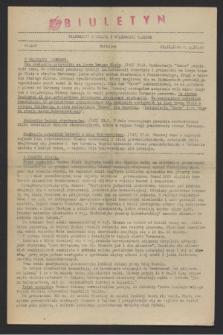 Wiadomości z Miasta i Wiadomości Radiowe. 1944, nr 104 (23 września)