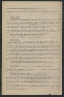 Wiadomości z Miasta i Wiadomości Radiowe. 1944, nr 121 (2 października)