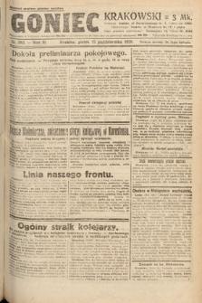 Goniec Krakowski. 1920, nr283