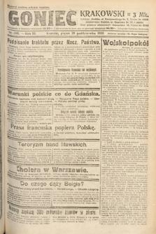 Goniec Krakowski. 1920, nr296