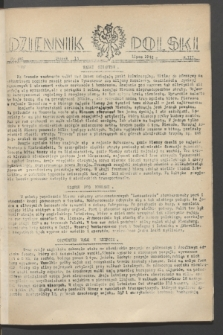 Dziennik Polski. R.3, nr 388 (14 lipca 1942)