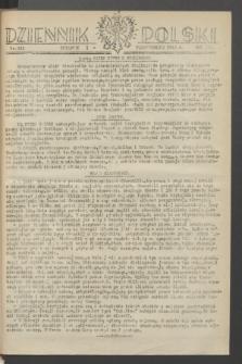 Dziennik Polski. R.3, nr 422 (1 października 1942)