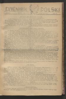 Dziennik Polski. R.4, nr 483 (20 lutego 1943)
