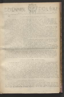 Dziennik Polski. R.4, nr 487 (2 marca 1943)