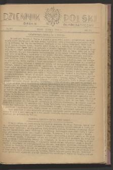 Dziennik Polski : organ demokratyczny. R.4, nr 517 (11 maja 1943)