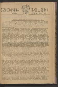Dziennik Polski : organ demokratyczny. R.4, nr 521 (20 maja 1943)