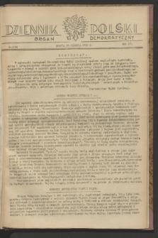 Dziennik Polski : organ demokratyczny. R.4, nr 534 (19 czerwca 1943)
