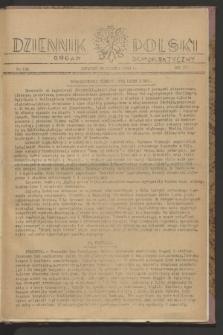 Dziennik Polski : organ demokratyczny. R.4, nr 536 (24 czerwca 1943)