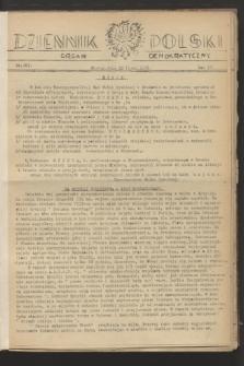 Dziennik Polski : organ demokratyczny. R.4, nr 547 (20 lipca 1943)