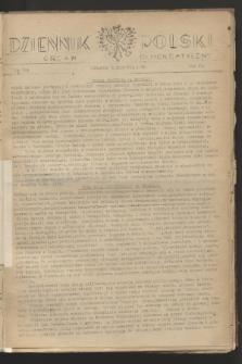 Dziennik Polski : organ demokratyczny. R.4, nr 553 (5 sierpnia 1943)