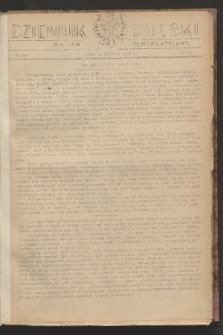 Dziennik Polski : organ demokratyczny. R.4, nr 564 (31 sierpnia 1943)